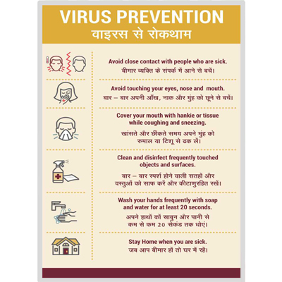 virus prevention